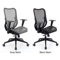 Integrity Seating Ergonomic Mesh Height-adjustable Swivel ...