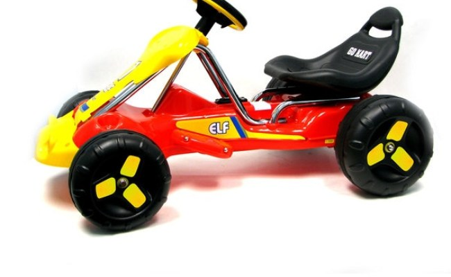 Ride On Toy Go Kart Battery Powered Ride On Toy By Lil