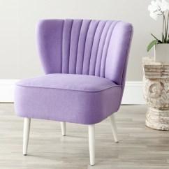 Purple Accent Chairs Sale Wheelchair Zumba Dvd Shop Safavieh Mid Century Chair On Free