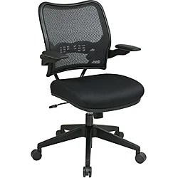 serta managers chair recliner and stool office star screen back with mesh seat - 10812803 overstock.com shopping the best ...