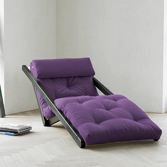 Shop Purple Fresh Futon Figo Ships To Canada Overstock 6507850