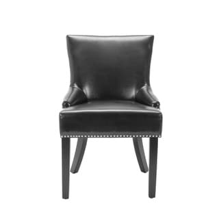 genuine leather dining chairs melbourne folding chair nz buy kitchen room online at overstock com our best bar furniture deals