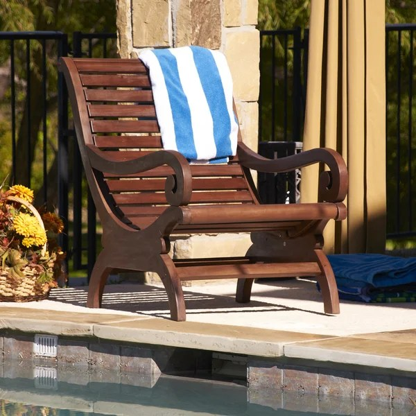 Elsworth Plantation Chair Free Shipping Today - Christopher Knight Patio Furniture