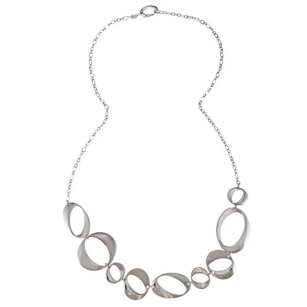 Shop Fossil Jewelry Women's Stainless Steel Necklace