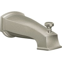 Moen S3859BN Rothbury Diverter Spout Brushed Nickel - Free ...