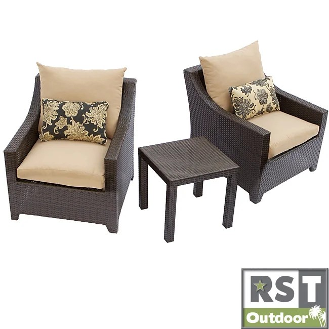 Outdoor Furniture 3 Piece