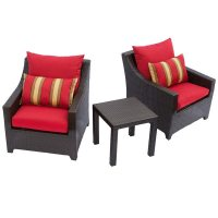 RST Brands Cantina 3-piece Patio Furniture Set - Overstock ...