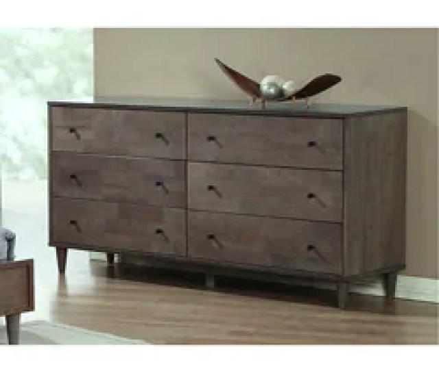 Strick Bolton Vilas Light Charcoal  Drawer Dresser