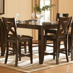 Counter Height Chairs With Back French Style Dining Australia Shop Acton Merlot X High Stool Set Of 2 By Inspire Q Classic On Sale Free Shipping Today Overstock Com 6682672