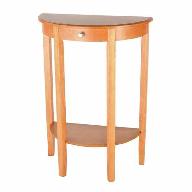 Foyer Table Deals : Round hall table deals brokeasshome