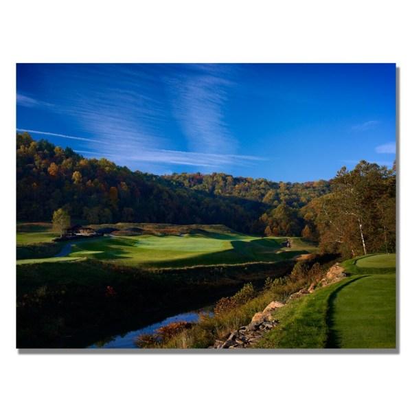 'golf 13' Canvas Art - 14302823 Shopping
