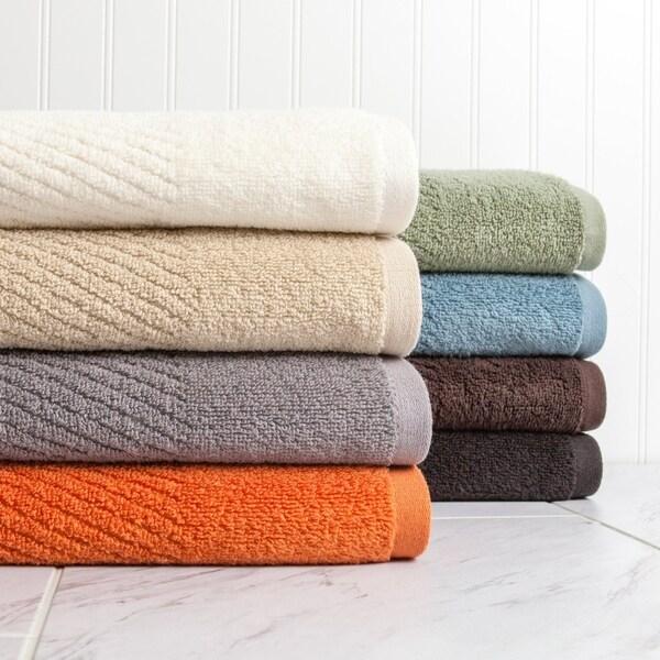 Quick Dry 6-piece Towel Set - Overstock - 6773753