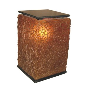 East At Main's Decorative Brown Transitional Paris Table Lamp