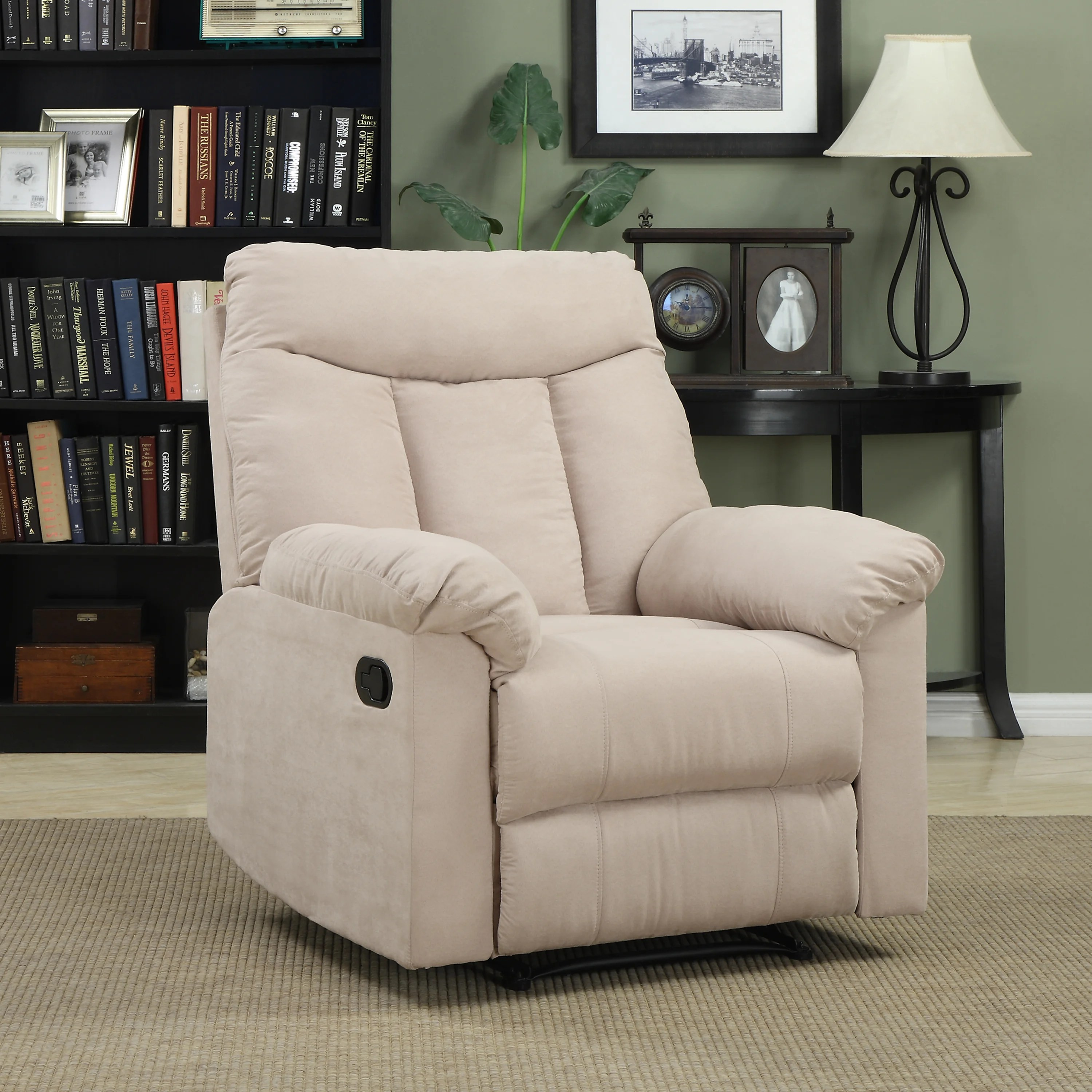 lazy boy microfiber sofa gold leather sofas small recliners - deals on 1001 blocks