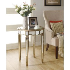 Monarch Specialties Mirrored 38 Sofa Console Table With Drawers Sectional Apartment Therapy 24 Inch Dia Scalloped Accent Free