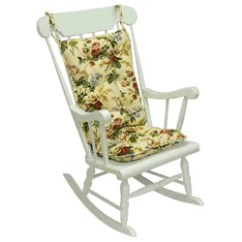 Oversized Rocking Chair Cushions Fishing Best Price Shop Jewel Floral Standard Cushion Free Shipping