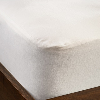 Christopher Knight Home Smooth Organic Cotton Waterproof Twin Size Mattress Protector