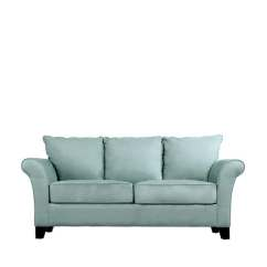 Microfiber Club Chair With Ottoman Burgundy Leather Accent Provant Flared-arm Sky Blue Sofa - Free Shipping Today Overstock.com 13096932
