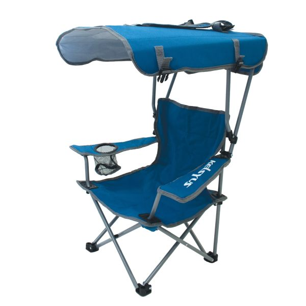 Outdoor Folding Chairs with Canopy