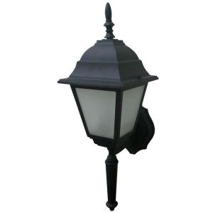 Indoor One Light Wall Fixture with Tail