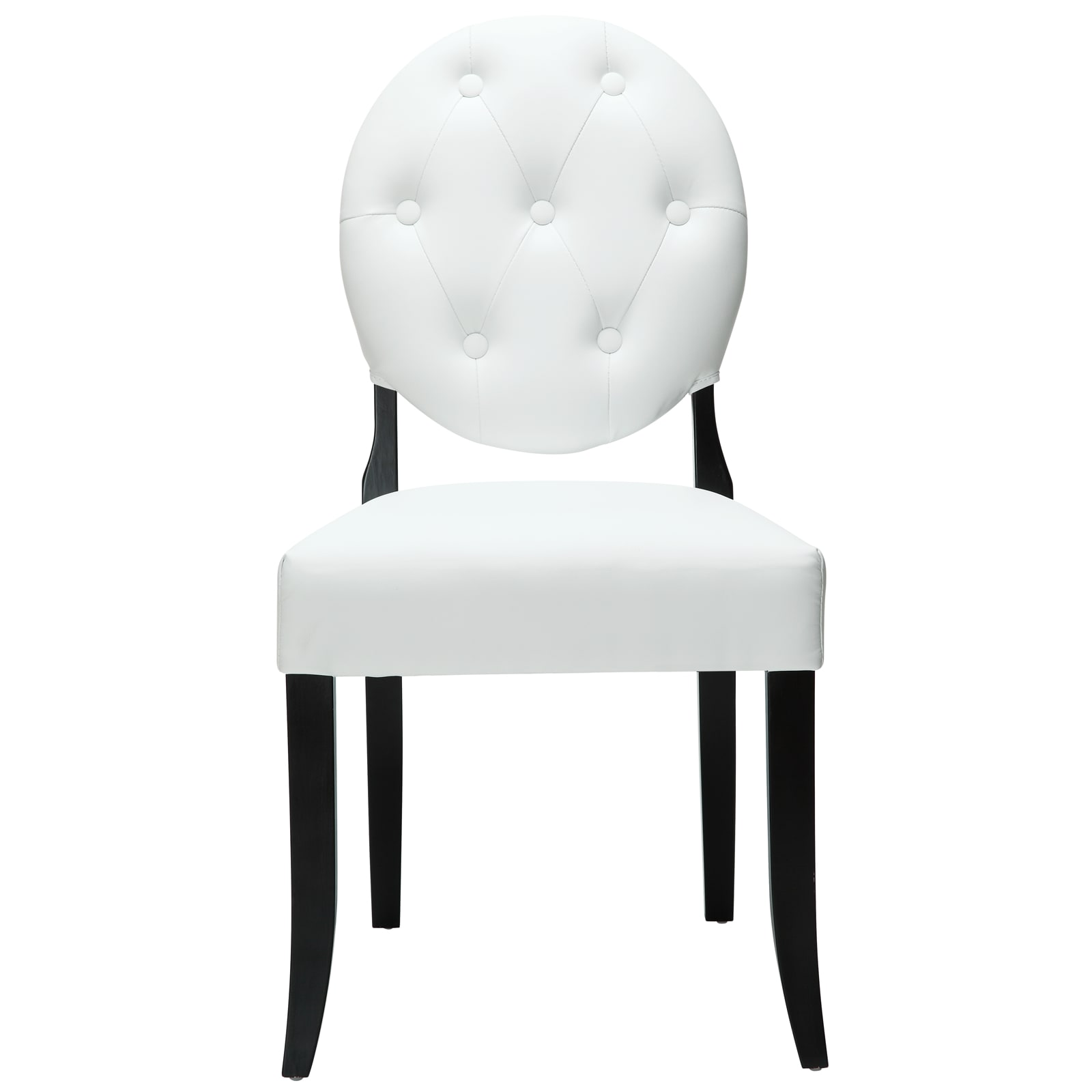 Black White Chair Vinyl Living Room Furniture Shop The Best Deals For Jan 2017