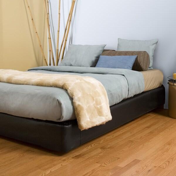 Full Size Black Box Spring Cover And Platform Conversion Kit