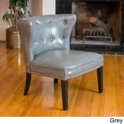 Christopher Knight Leather Chair Cane For Chairs Home Bridget Accent