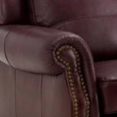 Burgundy Leather Sofa And Loveseat L Size Cover Shop Westport Italian Free Thumbnail