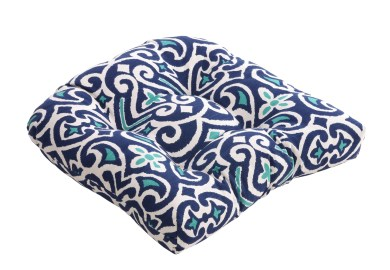 Blue Pillow Chair
