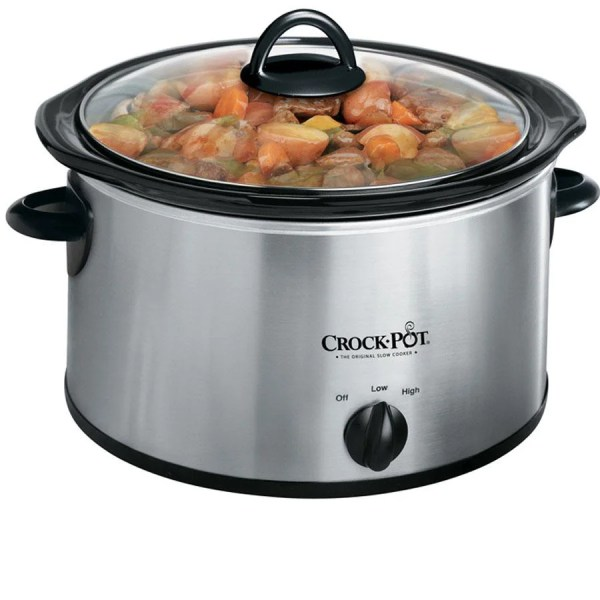 Crock-pot 4-qt Slow Cooker - Free Shipping Orders Over 45 13365339