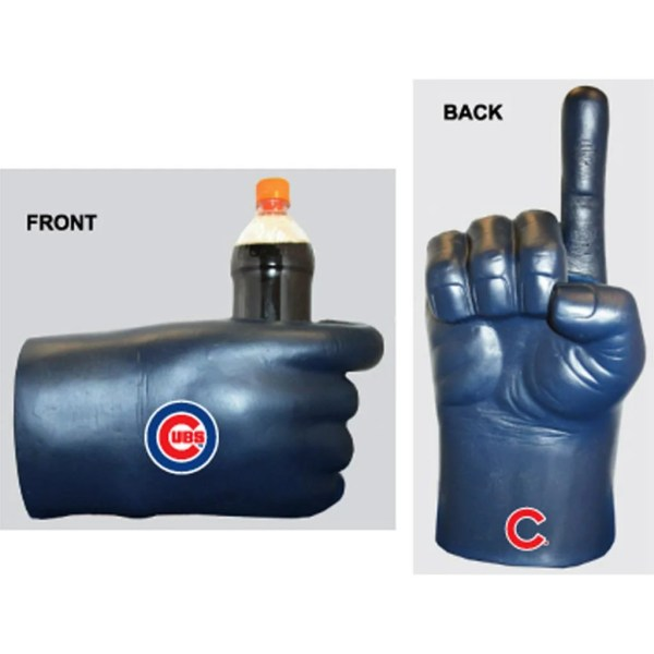 Chicago Cubs Fan Fist