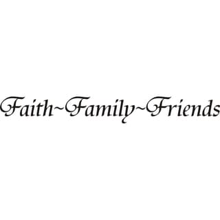 x3 office chair how to cover chairs shop design on style 'faith~family~friends' vinyl art quote - free shipping orders over $45 ...