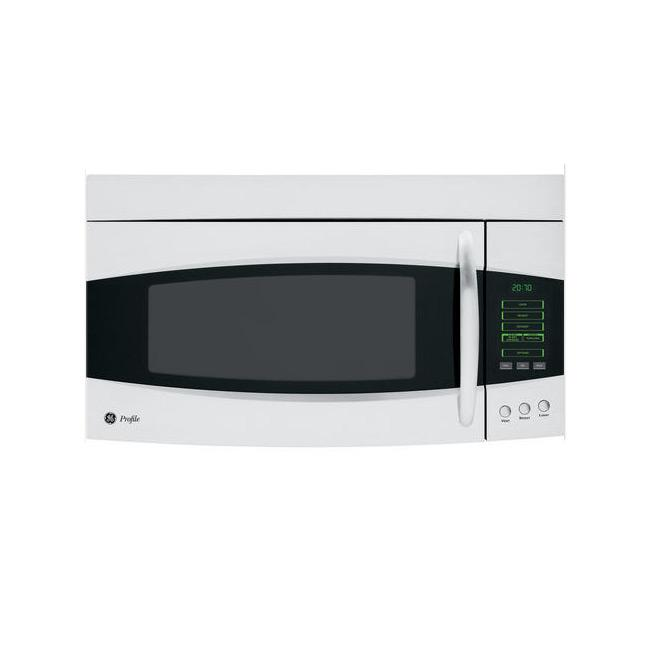 Panasonic Stainless Steel Countertop Microwave Oven Ge Profile Pvm2070smss Stainless Steel Spacemaker 2-cu-ft