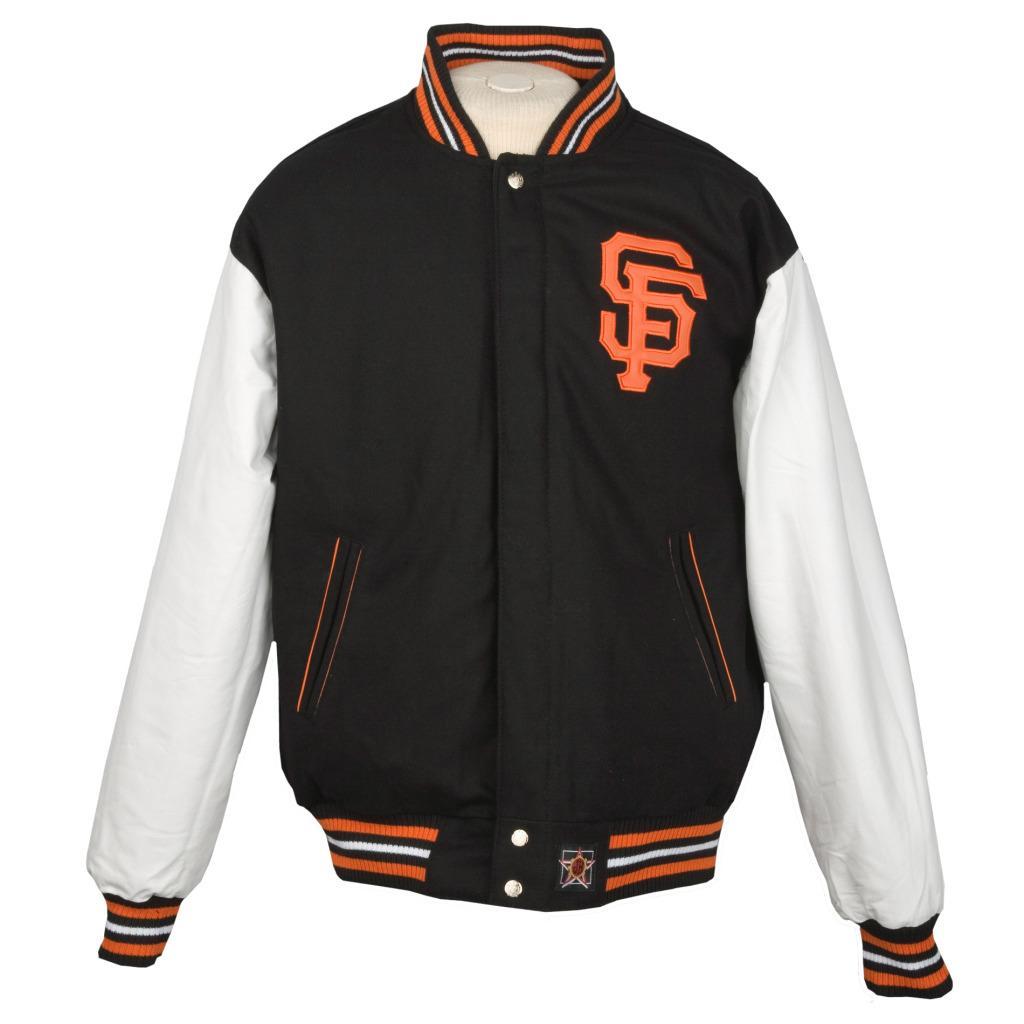 Letterman Jackets San Francisco Giants