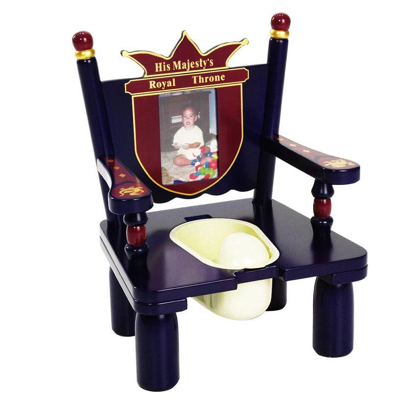 His Majestys Throne Prince Potty Chair  13670081