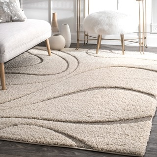 shaggy rugs for living room leopard decor shag find great home deals shopping at overstock com nuloom luxuries posh rug