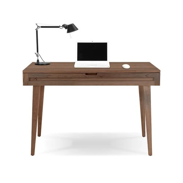 Jesper Office Highland 44inch Solid Walnut Desk