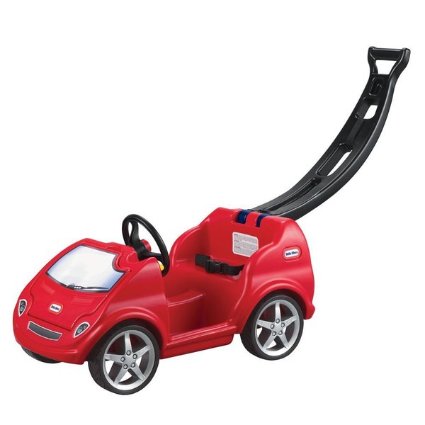 Little Tikes 'tikes Mobile' Red Push Car - Free Shipping Today 7544157