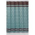 Gray brown shower curtain in bathroom shower curtains ebay