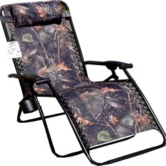 Fishing Chair For Bad Back Hanging Pillow Jumbo Camo Zero Gravity Reclining Camp Free
