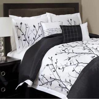 Shop Lush Decor Tree Branch 6piece Comforter Set  Free