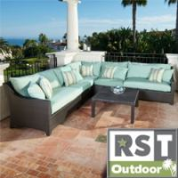 Dining Table: Outdoor Sectional Dining Table