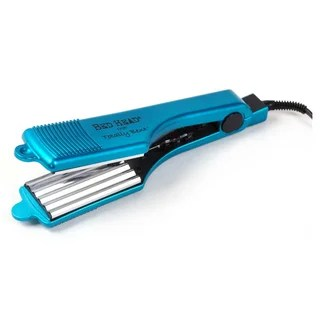 bed head totally bent 2 inch chrome crimper overstock shopping top rated bed head curling irons