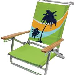 Reclining Beach Chairs Banquet Chair Covers Diy Palm Free Shipping On Orders Over