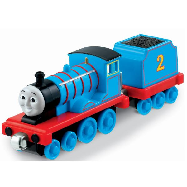 Fisher Thomas And Friends Small 'edward' Toy Train Engine - Free Shipping Orders Over