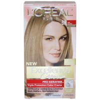 L'Oreal Excellence Creme #8A Ash Blonde Hair Color - Free ...