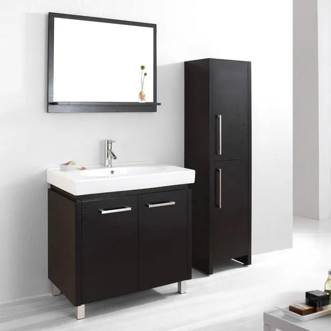 Shop Tobias 32inch Singlesink Bathroom Vanity  Free