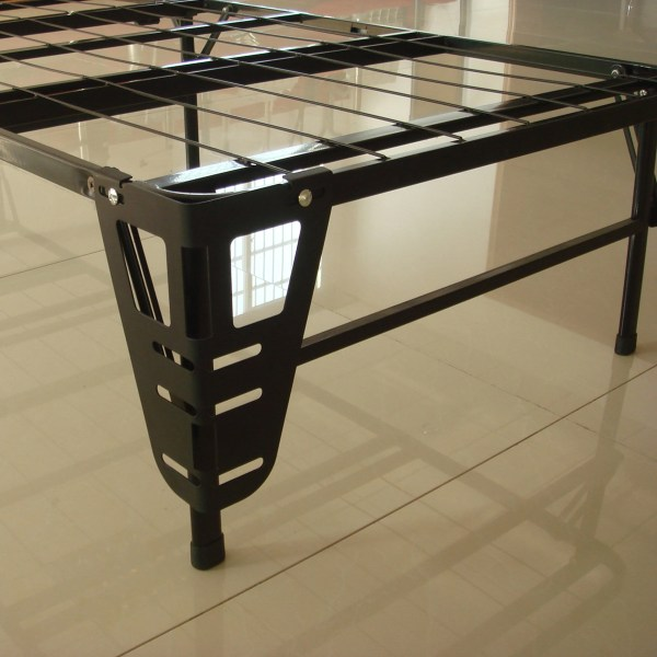 Durabed Platform Bed Steel Headboard Brackets Kit - Shopping Big