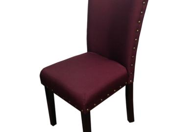 Purple Velvet Dining Chairs