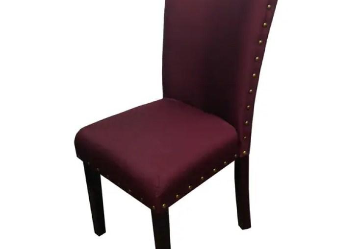 Purple Velvet Dining Chairs